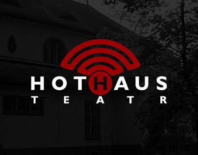 HOTHAUS THEATRE - logo design & rebranding 2013