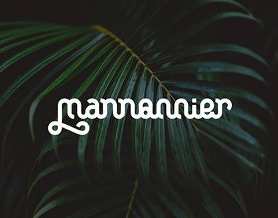 MARRONNIER - Typography Design