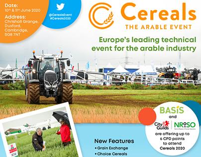 Cereals - Digital Ad