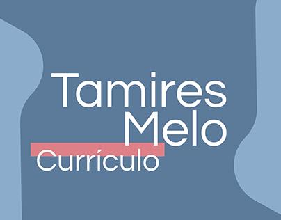 Tamires Melo - Currículo