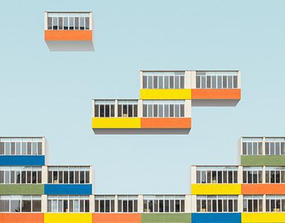 Urban Tetris II