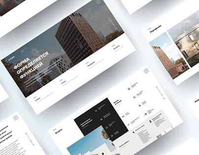 Building design website