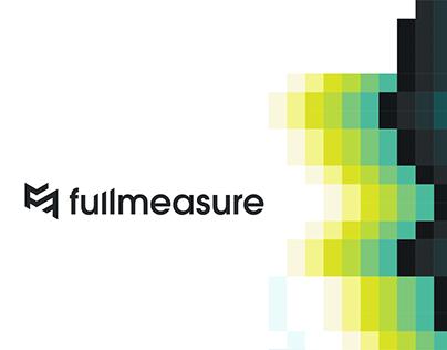Full Measure Education Branding