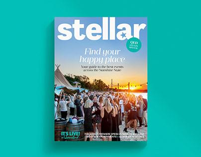 Stellar - TEQ Flip Cover