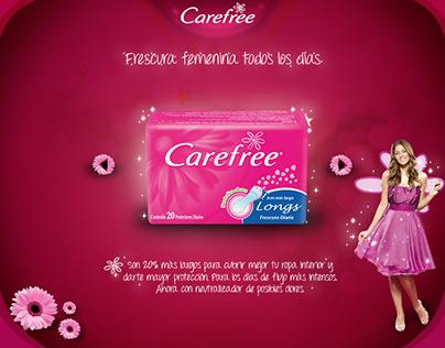 Minisite, Carefree