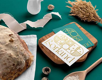 Borland Bakery Branding