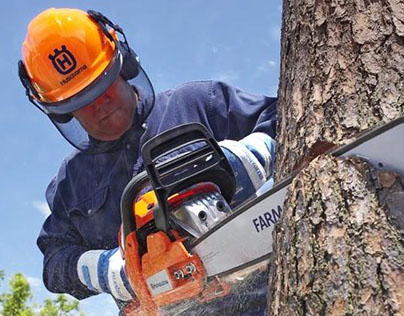 How To Use A Chainsaw Properly