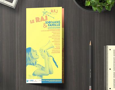 """""""doc de com"""" Reseau Animation Jeunes"""