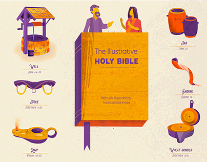 The Illustrative Bible with ancient utilities