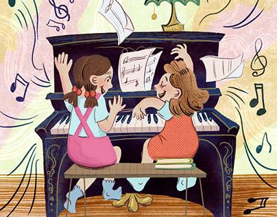 children's book character