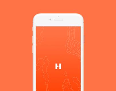 Hostelworld App Redesign
