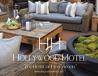 Hollywood Hotel Look Book