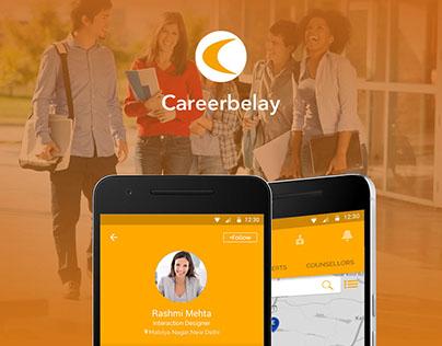Careerbelay Android App