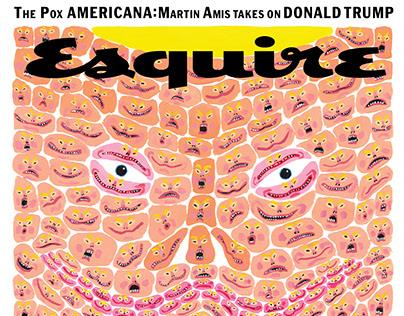 Esquire, Cover.
