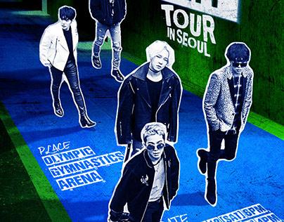 YG - WINNER  'EXIT TOUR' IN SEOUL