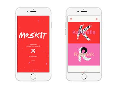 Moskit Website