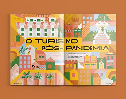 O turismo pós-pandemia | Revista VC S/A