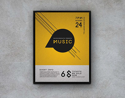 Concert - Flyer / Poster Template
