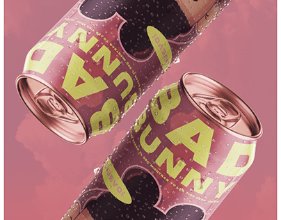 Concepto Soda - Bad Bunny.