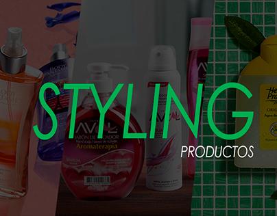 Styling de Productos