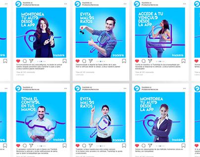 Social Media - Tracklink