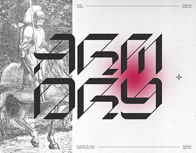 Armory Typeface