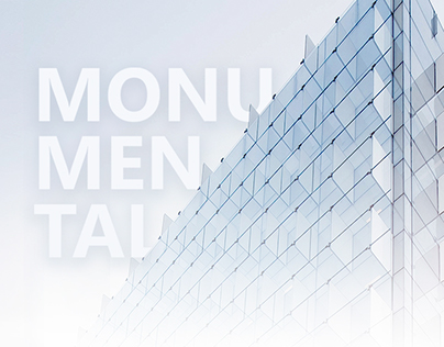 Monumental. Corporate Responsive Site