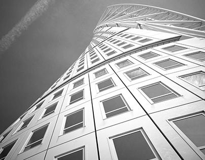 Turning Torso Skyscraper   Parametric Design