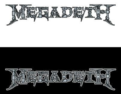 MEGADETH Logo