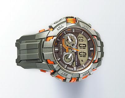 Sonata SF - Watch Retouch