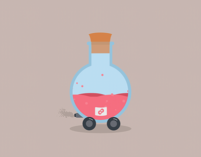 Moving Experiment GIF Animation