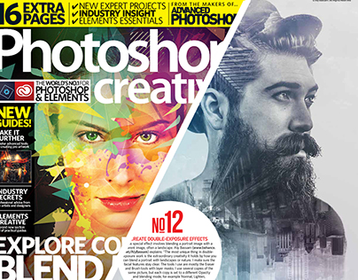 Photoshop Creative® Magazine Issue 134 - 143