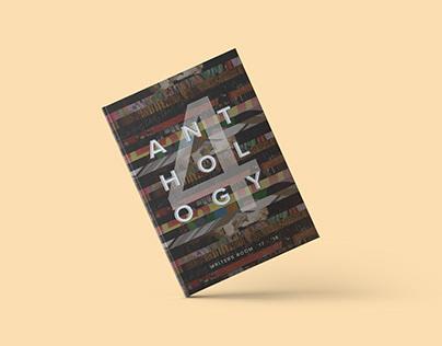 Writers Room Anthology 4 Book Design