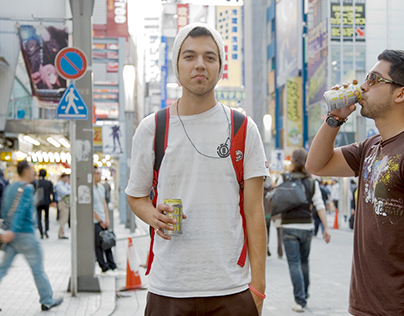 Gaijins, portraits of foreigners in Japan