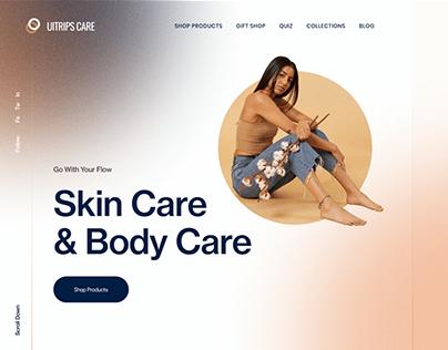 Skin Care Design Exploration