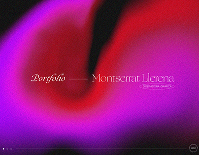 Portfolio 2021 | Montserrat Llerena