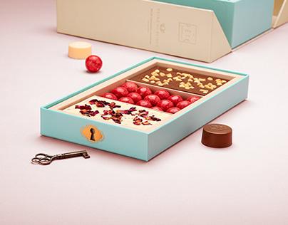 La Fête Chocolat. Campaña día de la madre 2021.