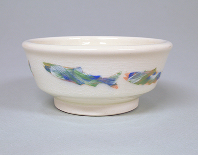 Shallow Bowls from summer 2017