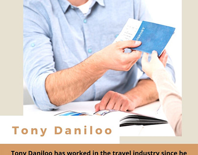 Tony Daniloo Worked in Travel Industry