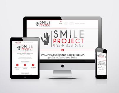SMILE PROJECT ONLUS _ Website