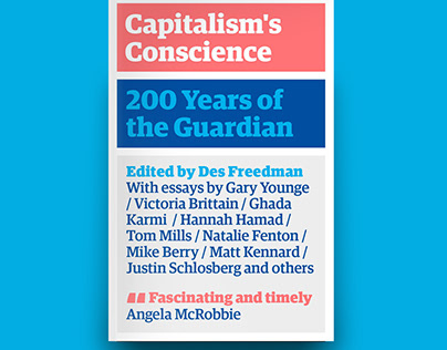 Capitalism's Conscience book cover