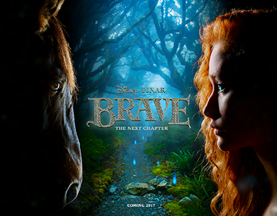 Disney Pixar Brave 2017 - Live Action version