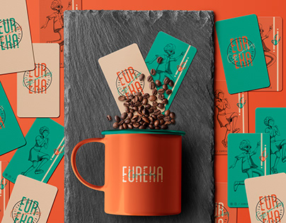 EUREKA | Branding