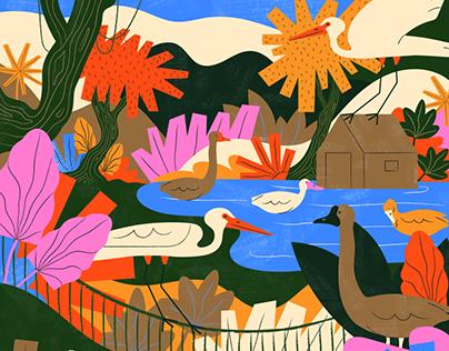 Bairro das Laranjeiras — um guia nada oficial