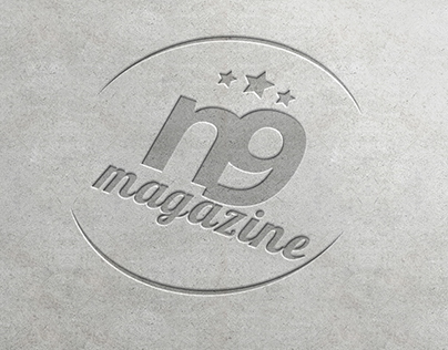 Logomarca N9 Magazine