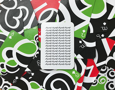 Cittukali / Deck of Cards / Vernacular Typography