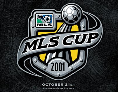 MLS Cup 2001 Identity