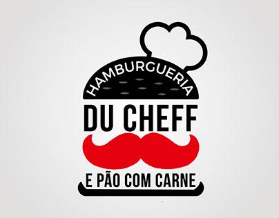 Logomarca Hamburgueria Du Cheff