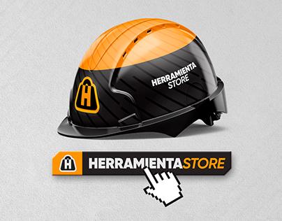 HERRAMIENTA STORE | Branding