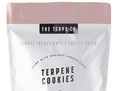 The Terps Co. Packaging